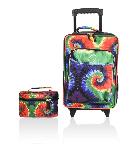 obersee-kids-luggage-and-toiletry-bag-set-tie-dye
