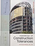 img - for Handbook of Construction Tolerances book / textbook / text book