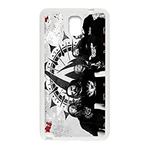 In Flames Music Bands Phone Case for Samsung Galaxy Note3 Case