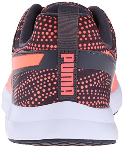 889178805378 - PUMA Women's Pulse XT Graphic 2 Running Sneaker, Fluorescent Peach/Periscope, 9 B US carousel main 1