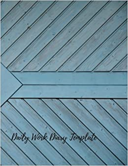 daily work diary template