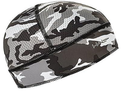 Halo Headband Sweatband Skull Cap