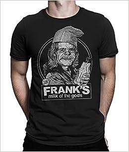 ef1c733f4 Amazon.com: Frank Gallagher Art T-Shirt, Shameless Tee, (XL - Male) Black  (0822445700365): Books