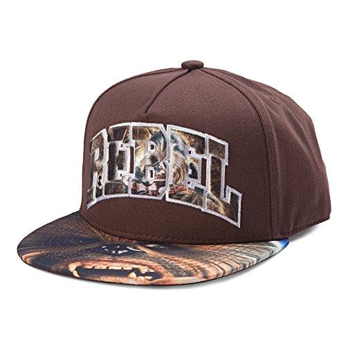 Rebels Baseball Hat - 5