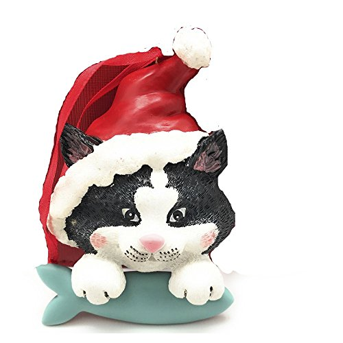 Maine Coon Cat Keepsake 2017 Meowy Christmas! Cat Dated Or Personalized Christmas Ornament
