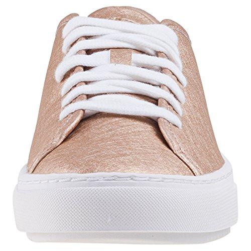 Le Coq Sportif Jane Metallic Damen Sneakers