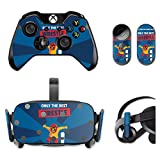 MightySkins Skin For Oculus Rift CV1 – Best Wrestle   Protective, Durable, and Unique Vinyl Decal wrap cover   Easy To Apply, Remove, and Change Styles   Made in the USA