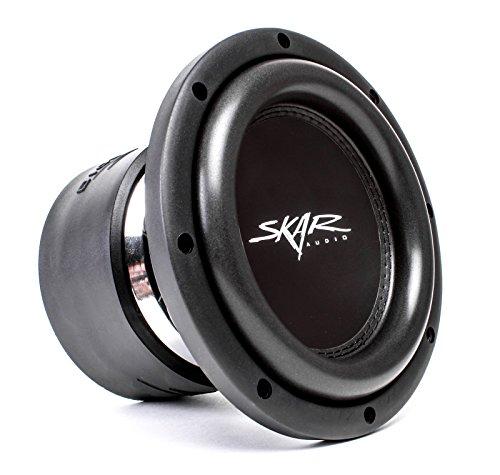 Skar Audio VVX-8v3 D4 800 W Max Power Dual Voice Coil Subwoofer, 8