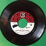 DOORS Love Me Two Times 45rpm 7