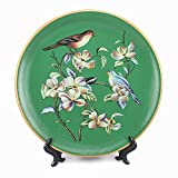 10'' Ceramic Decorative Plate, Art Decoration (I)