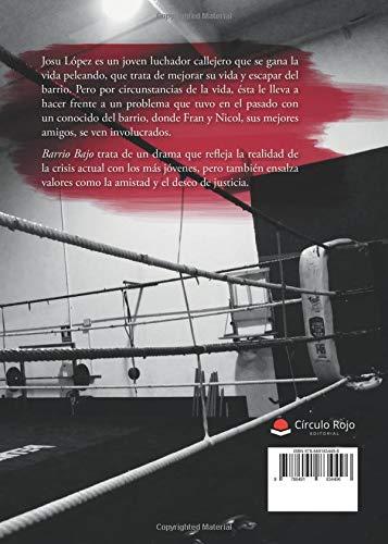 Barrio bajo (Spanish Edition): Jesús Rivero: 9788491834496: Amazon.com: Books