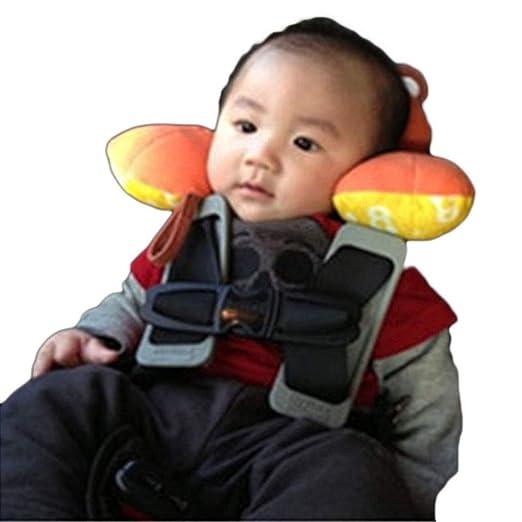 Jun Baby Almohada Moldeadora de Cabeza de bebé 3D de Espuma ...
