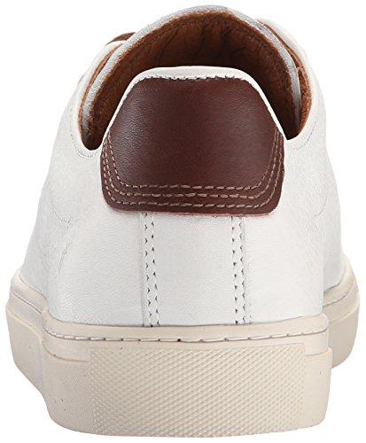 Freak Mens Walker Low Lace-up Fashion Sneaker White