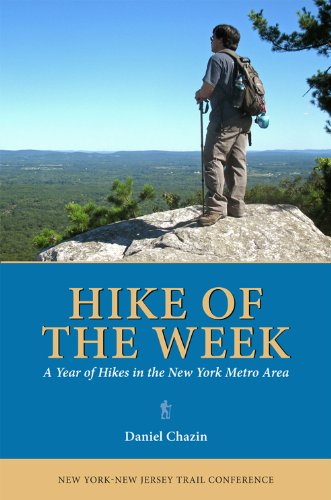 Year of Hikes in the New York Metro Area ()