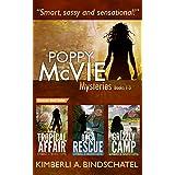 Poppy McVie Mysteries: Books 1-3 (The Poppy McVie Box Set Series Book 1)