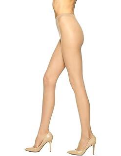7e9bec9ed124b No Nonsense womens Regular Reinforced Toe Pantyhose (Non Control Top), 1  Pair Hosiery