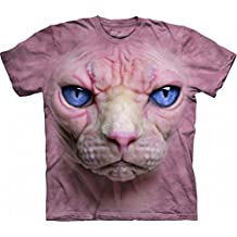 The Mountain Unisex Hairless Pussycat Face Adult Medium