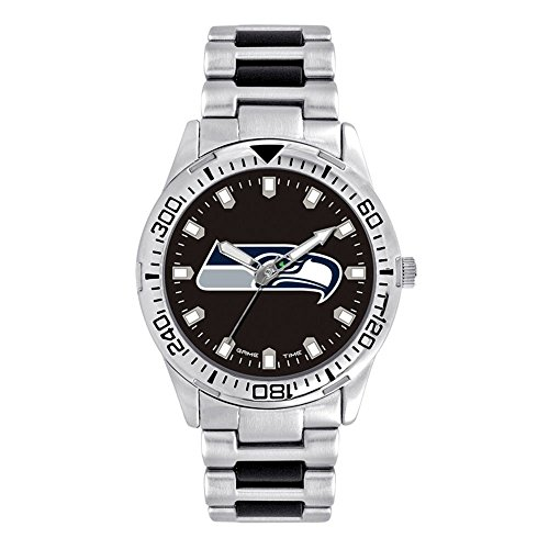 Gifts Watches NFL Seattle Seahawks Heavy Hitter Watch