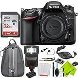 Nikon D7200 DSLR Camera (Body Only) Advanced Combo