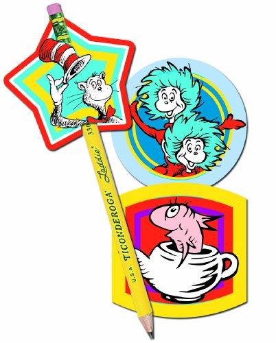 Eureka Dr. Seuss Pencil -