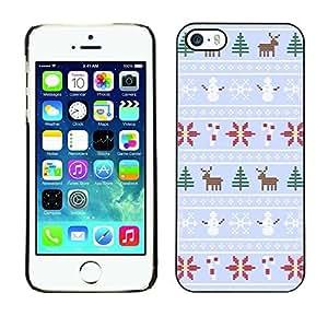Ziland / Slim Design Case Cover Shel / Snowman Sweater Xmas / Apple iphone 4s