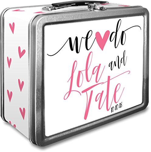 Custom Metal Lunch Boxes - Personalized Metal Lunch Box (We Do)