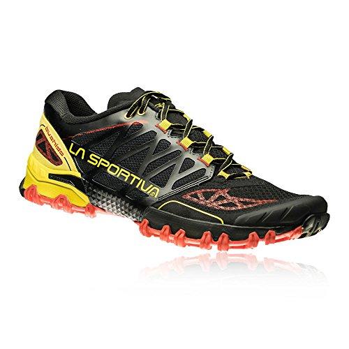 La Sportiva Bushido Trail Running Shoes - AW18-10 - Black