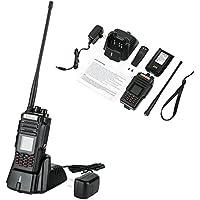 Ham Radio LSENG T-650UV 999 Channels/10W Walkie Talkie Dual Band Two Way Radio