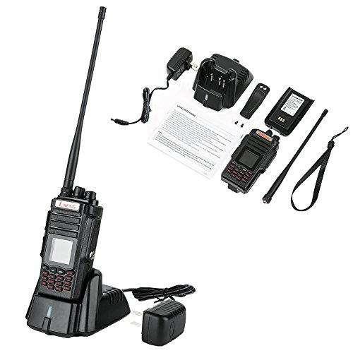 Ham Radio LSENG T-650UV 999 Channels/10W Dual Band Radio Walkie Talkies (Walkie Talkies 10 Watt)
