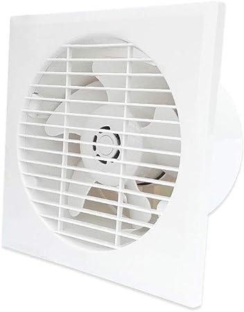 Ventilador Extractor Ventilador Aire blaco Aire Baño Inodoro