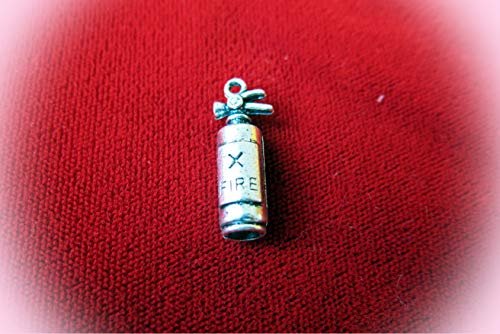 Fire Extinguisher Charm - 10pc