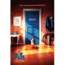 The Secret Life of Pets Movie Poster 11 x 17 Style A Unframed