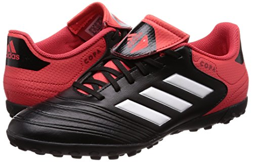 000 Tango Tf 18 Homme Adidas Copa negbas Pour Chaussures Ftwbla 4 Football Strap Noires De 0T4qInx6F