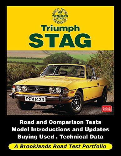Triumph Stag (Road Test Portfolio) PDF