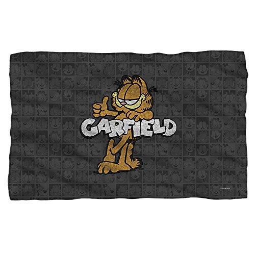 Garfield Retro Sublimation Fleece Blanket