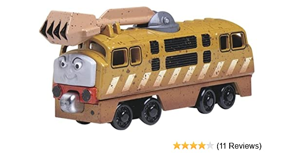 Amazon.com: Take Along Thomas & Friends - Diesel 10: Toys & Games