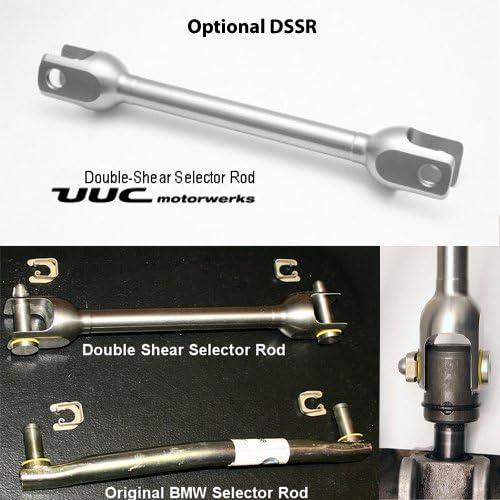 Shifters & Parts E36 USSE3-L E46 Models UUC EVO3 Ultimate Short ...