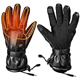 Best Heated Gloves - Heated Gloves for Men Fingers Hands Warmer Review