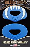 Soldier Sports Elite Air Lip Protector Royal Blue, One Size