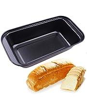 Decdeal broodvorm broodbakvorm met antiaanbaklaag van koolstofstaal 25 x 13 cm