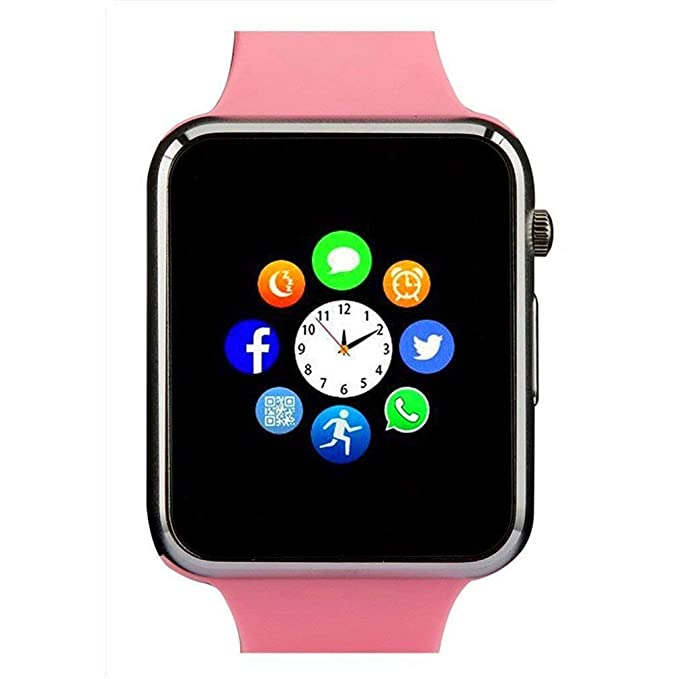 Amazon.com: Smart Watch Bluetooth Fitness Tracker Qidoou ...