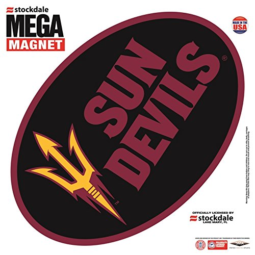 (WinCraft Arizona State University S51746 Outdoor Magnets)