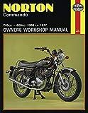 Haynes Manuals Norton Commando 68-77 Manual Norton Commando 68 77 M125 New