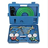 USA Premium Store VICTOR Type Gas Welding & Cutting Kit Oxygen Torch Acetylene Welder Tool