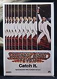 Saturday Night Fever Movie Poster - Refrigerator Magnet.