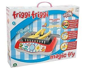Amazon.com: Friggi Friggi Magic Deep Fryer Magic Fry: Toys