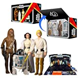 STAR WARS Early Bird 4 Pack Jumbo Collectible Action Figure