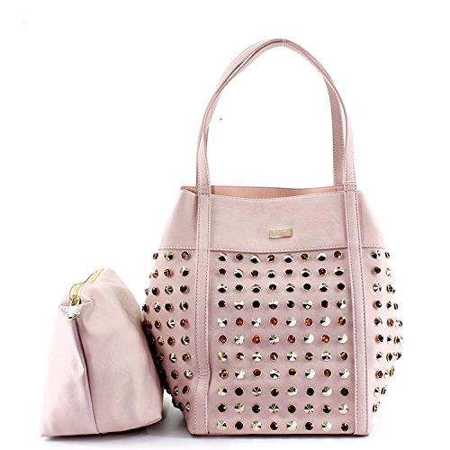Shopping Donna PATRIZIA PEPE 2V6901/AT85 Rosa