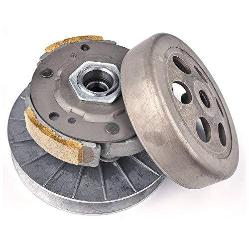 Rear Clutch Driven Pulley for Asw American Sportworks Manco Talon 8260 8264  300 257cc 260cc 300cc Linhai Bighorn Linhai Big Daddy ATV UTV