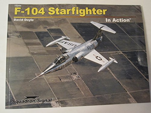 Used, F-104 Starfighter In Action for sale  Delivered anywhere in USA